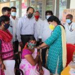 Free COVID-19 Vaccination camp held at Vedanta
