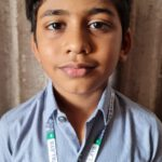 Student excels in Abacus