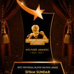 Welfare awards for Alaiyena Eluvom Thalayena Valvom