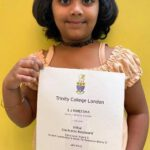 Student receives award in Music